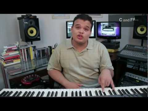Tutorial Piano ''Terminaciones e Improvisaciones'' By Jesus Molina