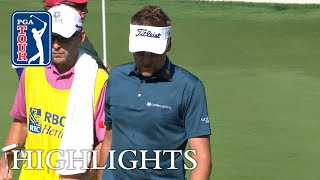 Ian Poulter's Highlights |  Round 3 | RBC Heritage