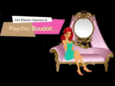 Get Elusive Answers at Psychic Boudoir…