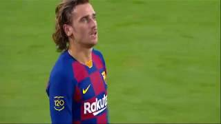 Antoine Griezmann vs Napoli - All Touches & Skills (8/8/2019)