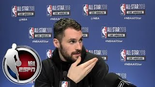 Kevin Love on new-look Cavaliers and friction rumors before trade deadline: Winning cures all | ESPN