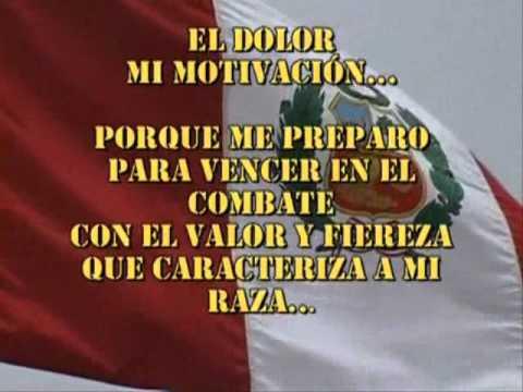 COMANDOS DEL PERU
