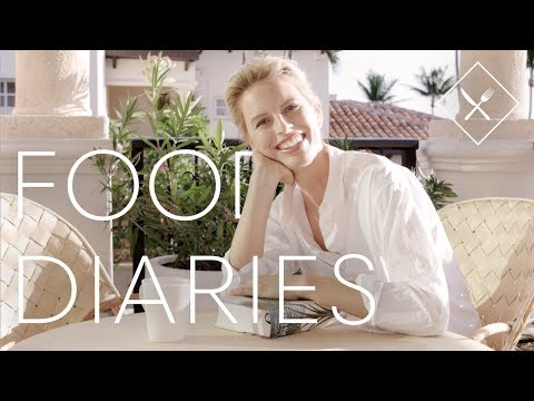 Everything Karolina Kurkova Eats In A Day | Food Diaries | Harper's BAZAAR