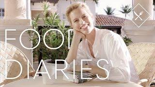 Everything Karolina Kurkova Eats In A Day | Food Diaries | Harper's BAZAAR