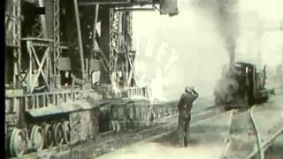 Building the Panama Canal, 1910's - Film 12008