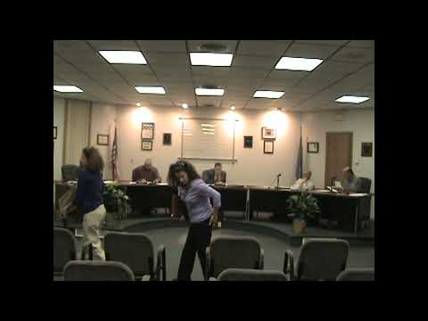 Rouses Point Village Board Meeting part two  9-19-11