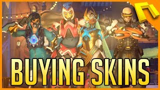 Overwatch | Buying Anniversary Skins and Emotes