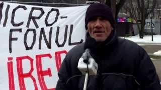 """Dezamăgit de aleșii poporului după """"ziua ușilor deschise"""""""