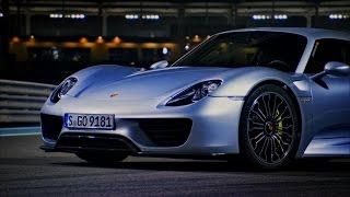 The     Awesome Porsche 918 – Top Gear