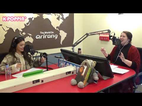 [K-Poppin'] 청하 (Chung Ha) 's Full Interview on Arirang Radio!