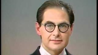 Sgarbi vs  D'Agostino   La prima lite 1989