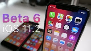 iOS 11.2 Beta 6 (GM) is Out! - What's New?