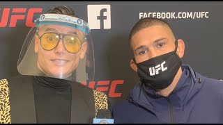 Anthony Pettis Predicts Wonderboy Over Geoff Neal UFC Vegas 17