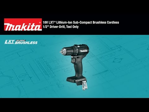 See and hear what contractors think of Makita 18V LXT Sub-Compact Brushless tools, a new class in cordless.