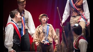 Les Miserables Live- The Second Attack (Death of Gavroche)