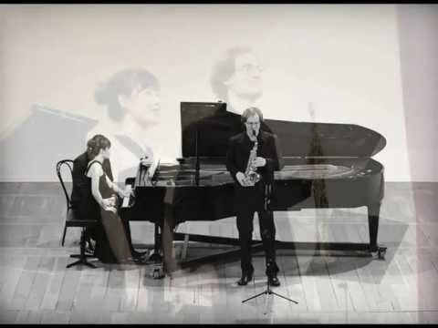 Astor Piazzolla, Tango-Etudes by the Duo Azar
