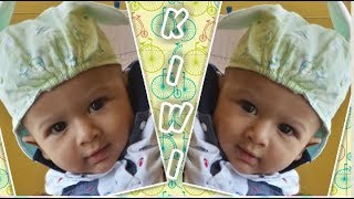 Funny Baby Compilation 2018 |Cute Toddler Kiwi Playing When Mom Left Alone । TRY NOT TO LAUGH