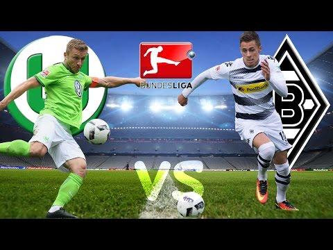Wolfsburg vs Monchengladbach