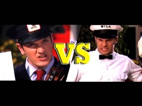 Milkman vs. Mailman