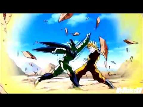 DBZ Goku vs. Cell AMV
