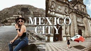 7 days in Mexico City | Un vlog en la Ciudad de México - Mexico City Travel Vlog