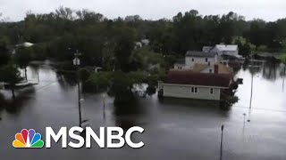 Roads Turn Into Rivers As Flooding Continues In South Carolina   MSNBC