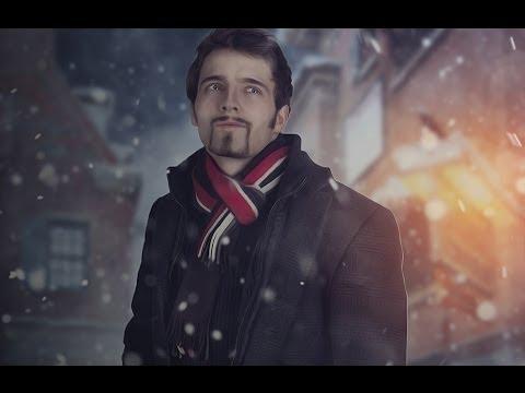 """Уроки Photoshop – Коллаж """"Рождественская ночь"""" в фотошопе (Часть 1)"""