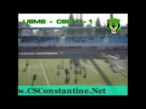USMS 0 - CSC 1 : Le but du CSC