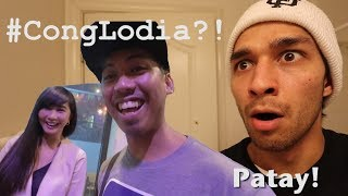 Cong TV & Alodia's Secret Meeting!?! (MY REACTION)