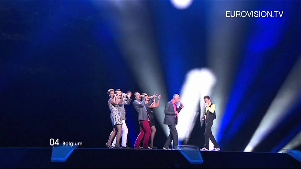 Eurovision Live: With Love Baby (Belgium)