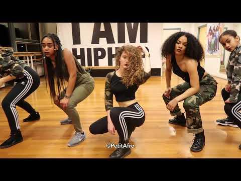 Petit Afro Presents - AfroDance Class Video || M.King - Afro Magic (Original Remix)