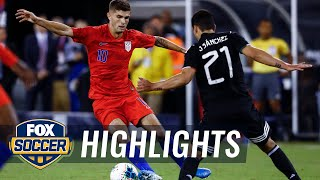 90 in 90: USA vs. Mexico | 2019 International Friendly Highlights