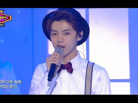 EXO - Christmas Day, 엑소 - 크리스마스 데이, Show Champion 20131218