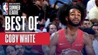 Best of Coby White | MGM Resorts NBA Summer League
