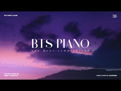 The Best of BTS | 1 Hour Piano Collection