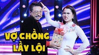 Hài 2019 Hứa Minh Đạt, Lâm Vỹ Dạ - Tuyển Chọn Hài Của Cặp Vợ Chồng Lầy Lội | CƯỜI TÉ GHẾ
