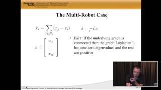 3.6 Swarm Robotics