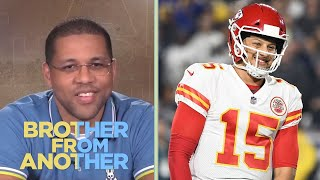 Is Chiefs' Patrick Mahomes on his way to being best NFL QB ever? | Brother From Another | NBC Sports