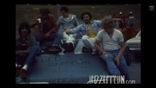 Led Zeppelin - Landover, Maryland 1977 (Rare Film Series)