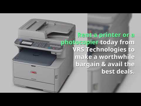 Printer Rental Dubai - Rent Printer - Printer Lease Dubai
