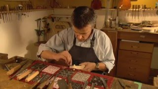 Video Violinmaking High definition