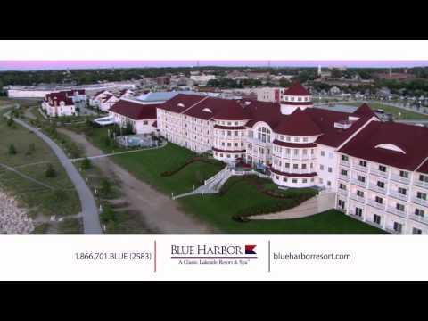 Blue Harbor Resort - Summer 2014