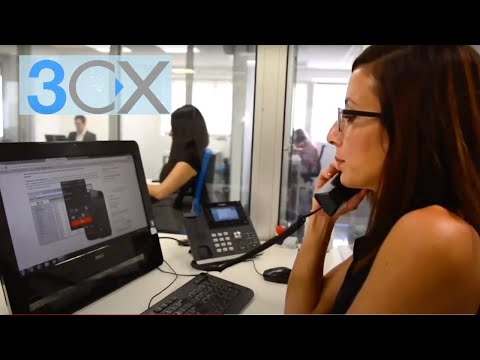 Fed Up With Your Legacy Business Phone System? Step Up to 3CX: IT Services Firm CrossRealms