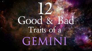 12 Good and Bad Traits of a Gemini 2019