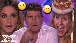 WHAT JUST HAPPENED?! WACKY Auditions That Left The Judges In SHOCK | X Factor Global
