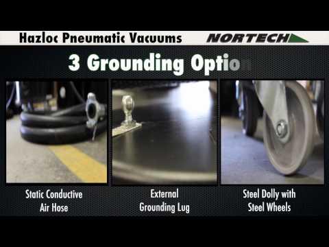 Hazloc Pneumatic Vacuum