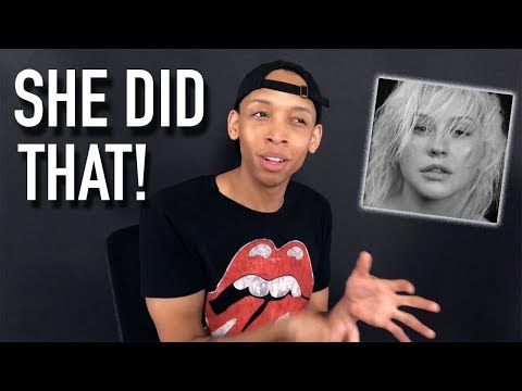 Christina Aguilera - Liberation (Album) | REACTION & REVIEW