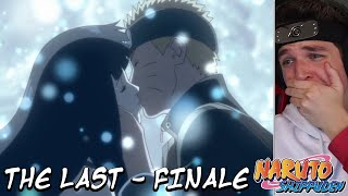 "NARUTO AND HINATA'S FIRST KISS! | REACTION to ""The Last: Naruto the Movie"" - Part 4 (Finale)"