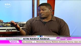 Head of Radio Maisha Tom Japanni tells it all at Rasha Rasha