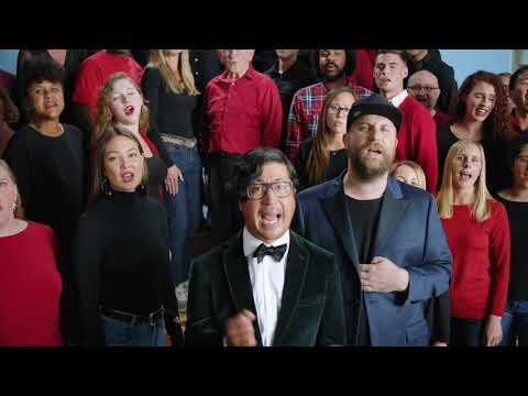 Choir! Choir! Choir! + Nordstrom Extended | Holiday 2017
